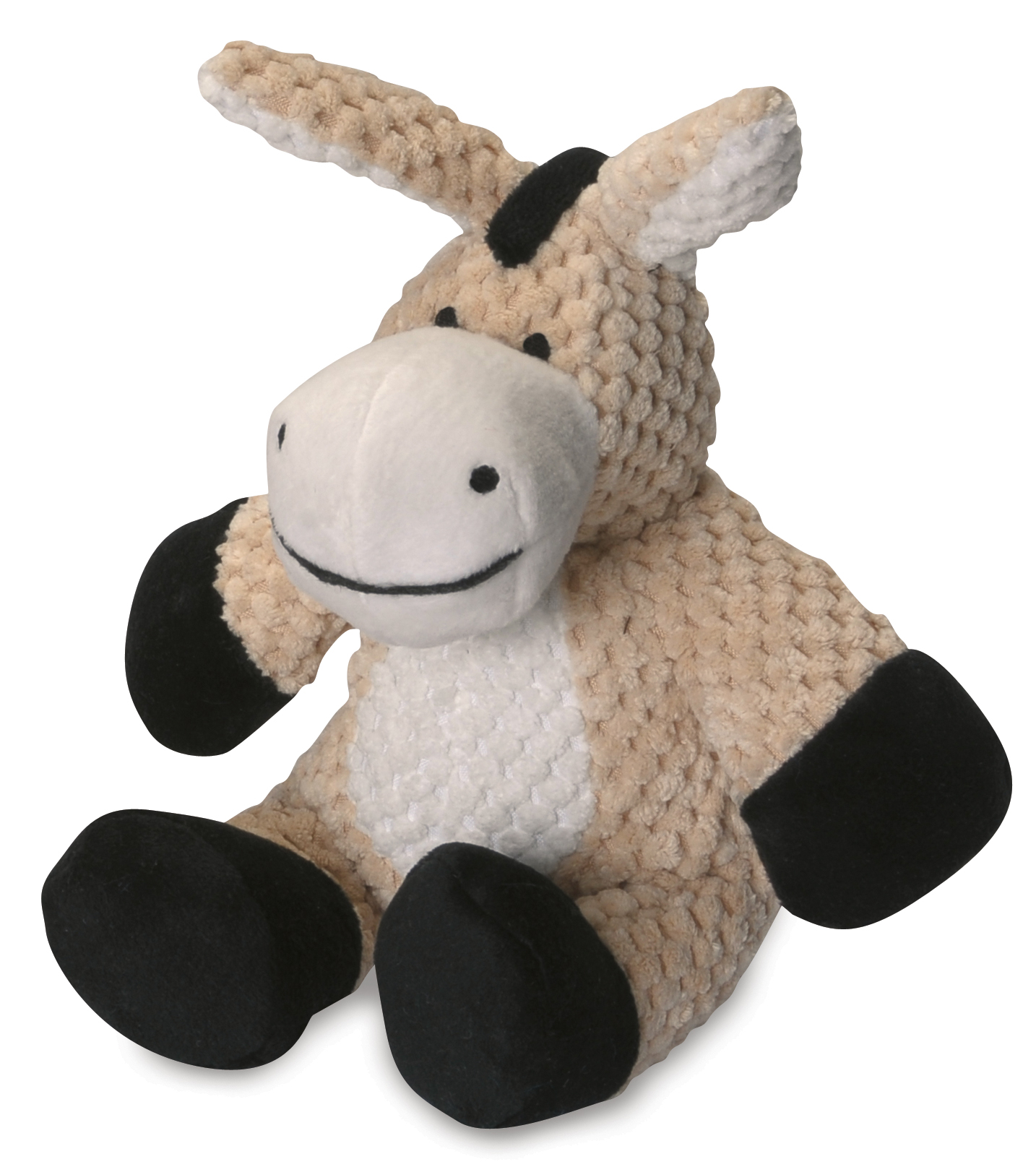 Checkers Plush Donkey