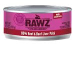 96% Beef & Beef Liver Pate 24/5.5oz