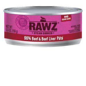 96% Beef & Beef Liver Pate 24/5.5oz