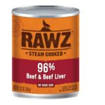 96% Beef & Beef Liver Canned 12/12.5oz