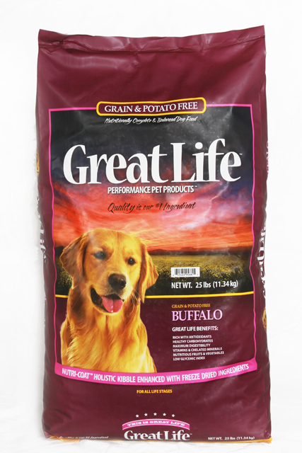 Buffalo Grain & Potato Free