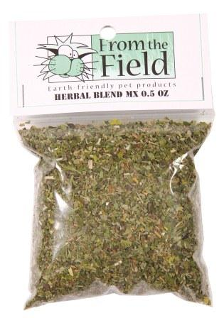 Herbal Blend MX Catnip and Valerian Root .5 oz