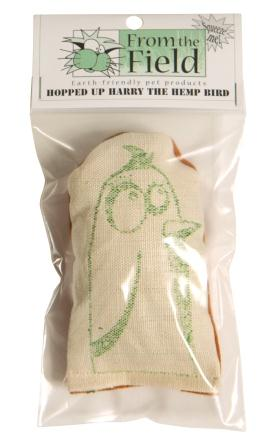 Hopped Up Harry the Hemp Bird