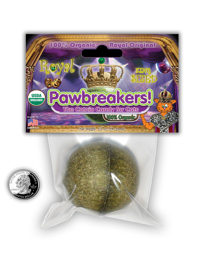 Pawbreakers Organic Royal 6ct
