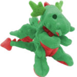 Dragon Reindeer Green