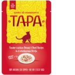 TAPA Chicken and Beef 1.76oz, 8ct Display