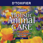 Homeopathics - D'Toxifier 1 fl. oz.