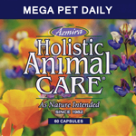 Supplements - Mega Pet Daily 60 caps