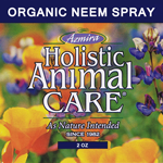Topicals - Organic Neem Spray 8 fl. oz.