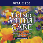 Supplements - Vita E 200 All Natural d-Alpha Tocopherols 100 gel caps